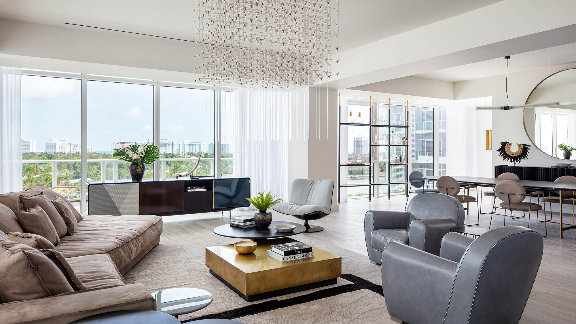 New Miami condos at The Ritz-Carlton Residences, Miami Beach
