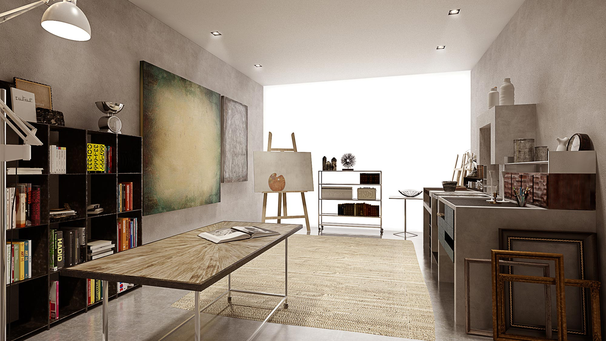 The Ritz-Carlton Residences Miami Beach Art Studio