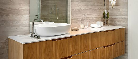 Italian-Designed Bathroom By Piero Lissoni