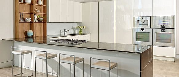 Piero Lissoni Custom-Designed Kitchens