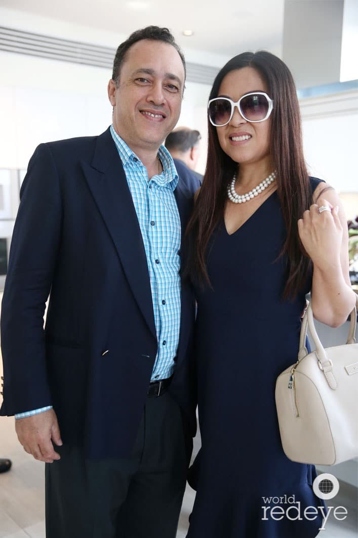 Jose Gonzalez, Sylvia Lu