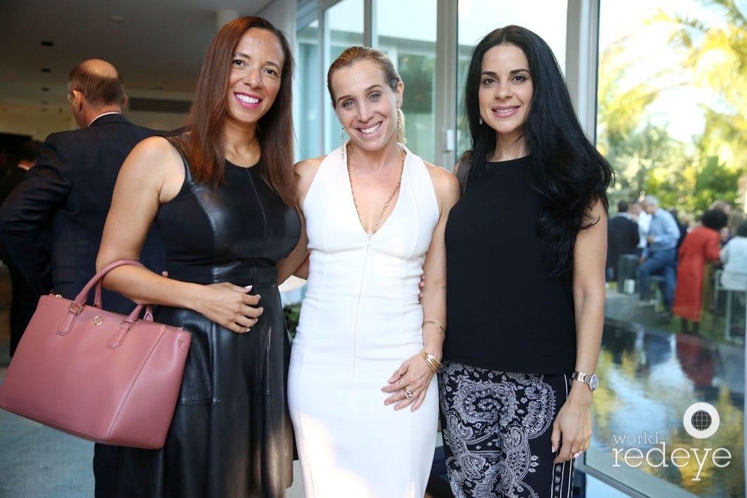 Marie Mangouta, Allison Greenfield, Elena Christodoulou