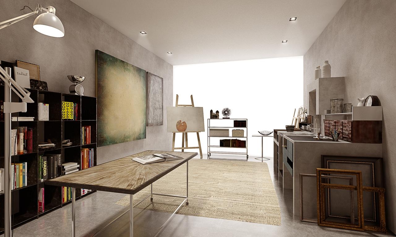 The Ritz-Carlton Residences Miami Beach Art Studio