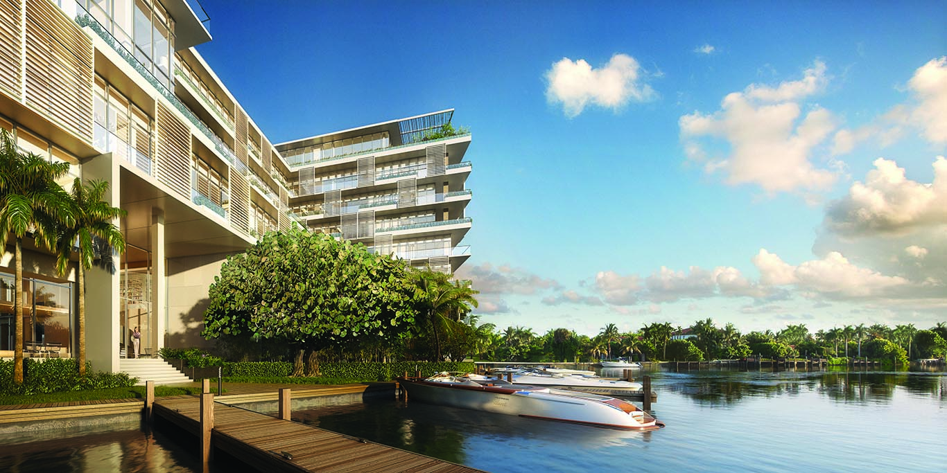 The Ritz-Carlton Residences Miami Beach Marina